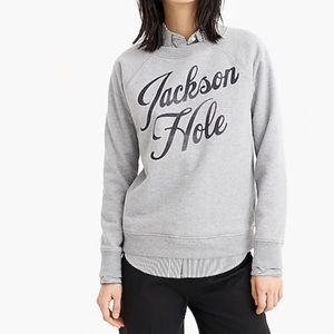 J. Crew Jackson Hole Sweater